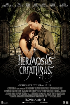 Poster Hermosas Criaturas