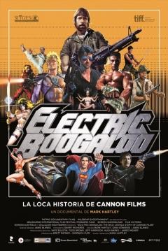 Poster Electric Boogaloo: La Loca Historia de Cannon Films