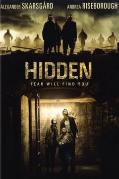 Poster Hidden: Terror en Kingsville