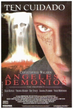 Poster Ángeles y Demonios