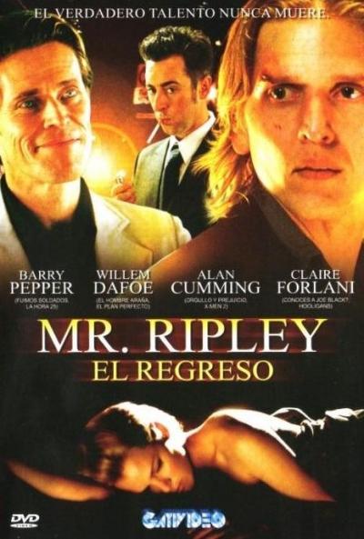 Poster Mr. Ripley: El Regreso