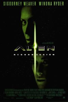 Poster Alien: Resurrección