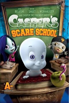 Poster Casper: Escuela de Sustos