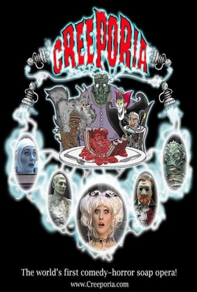 Poster Creeporia