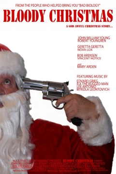 Poster Bloody Christmas
