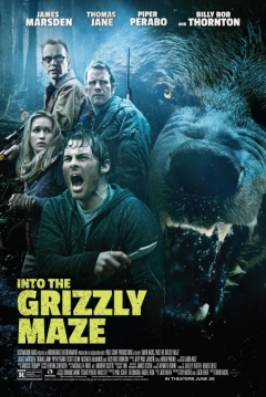 Poster Territorio Grizzly