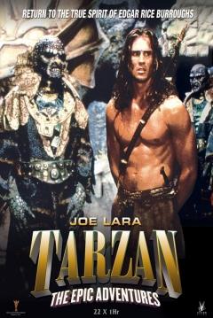 Poster El Retorno de Tarzán