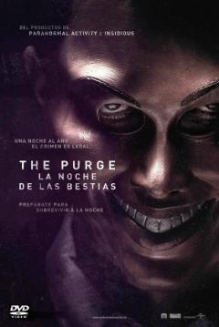 Poster La Noche de las Bestias (The Purge)