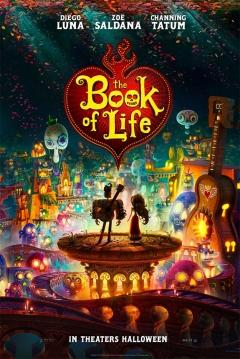 Poster El Libro de la Vida