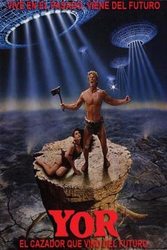Poster Yor, El Cazador que Vino del Futuro (El Mundo de Yor)
