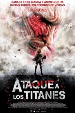 Poster Ataque a los Titanes