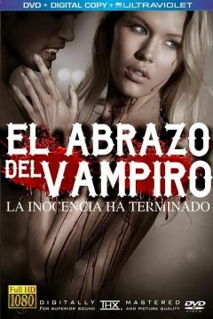 Poster El Abrazo del Vampiro