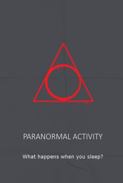 Poster Paranormal Activity 7
