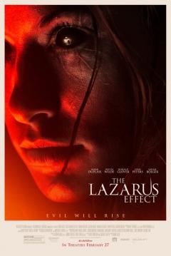 Poster El Efecto Lázaro