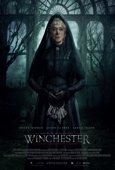 Ficha Winchester: La Casa que Construyeron los Espíritus