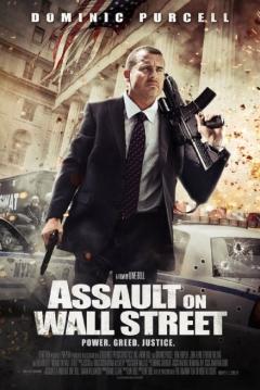 Poster Asalto en Wall Street
