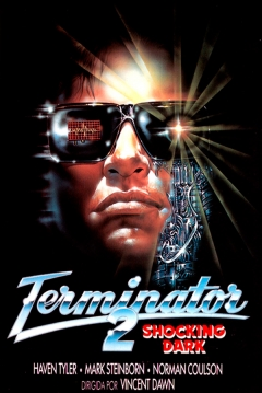 Poster Terminator 2 (Shocking Dark)