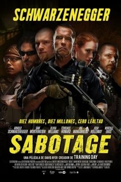 Poster Sabotage