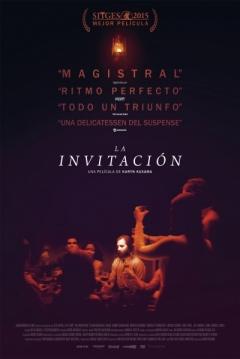 Poster La Invitación