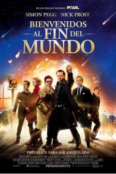 Poster Bienvenidos al Fin del Mundo