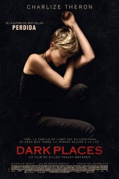 Poster Dark Places: Lugares Oscuros
