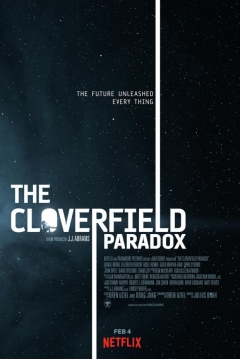 Poster The Cloverfield Paradox