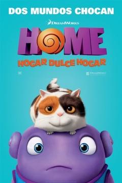 Poster Home: Hogar Dulce Hogar