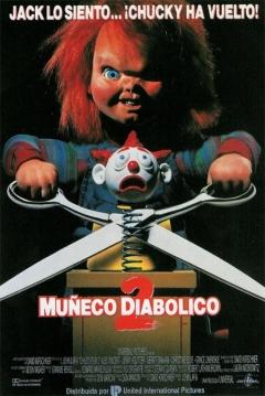 Poster Muñeco Diabólico 2