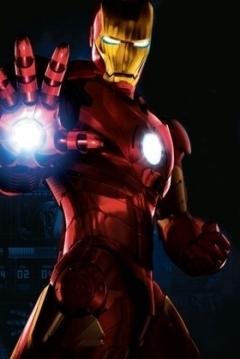 Poster Iron Man 4