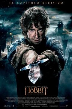Poster El Hobbit: La Batalla de los 5 Ejércitos