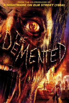 Poster The Demented