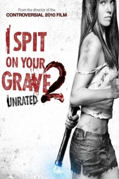 Poster I Spit on Your Grave 2