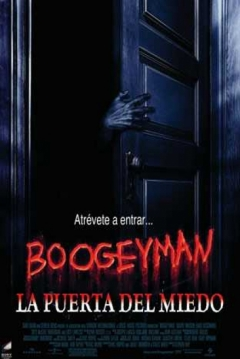 Poster Boogeyman: La Puerta del Miedo