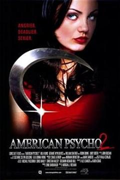 Poster American Psycho 2: El Legado de Patrick Bateman