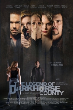 Poster The Legend of DarkHorse County