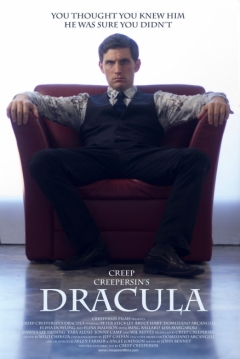 Poster Creep Creepersin's Dracula
