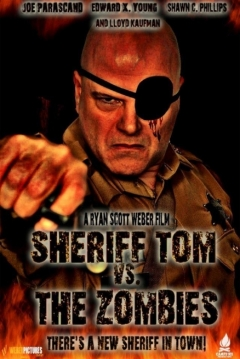Poster Sheriff Tom Vs. The Zombies