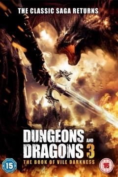 Poster Dragones y Mazmorras 3