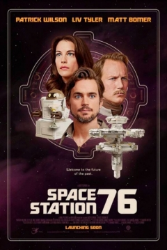 Poster Space Station 76