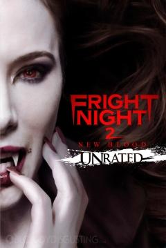 Poster Noche de Miedo 2 (Remake)