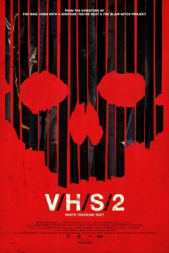 Poster V/H/S 2