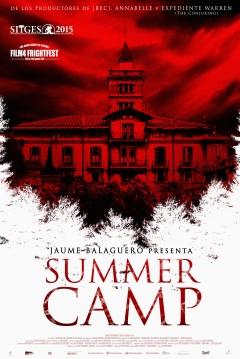 Poster Summer Camp