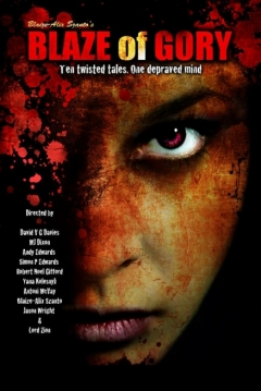Poster Blaze of Gory
