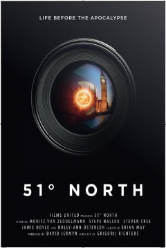 Poster 51 Degrees North