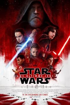Poster Star Wars: Episodio 8 - Los Últimos Jedi