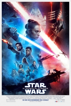 Poster Star Wars: Episodio 9 - El Ascenso de Skywalker