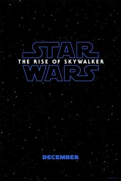Poster Star Wars: Episodio 9