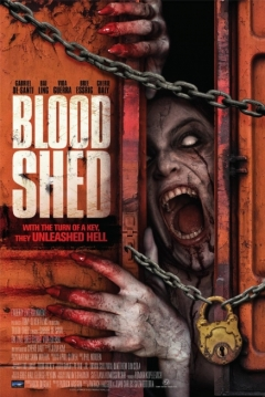 Poster Blood Shed