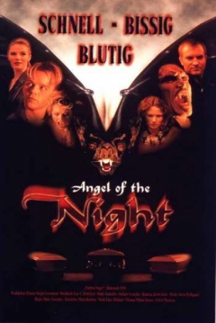 Poster El Ángel de la Noche