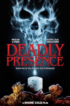 Poster Deadly Presence